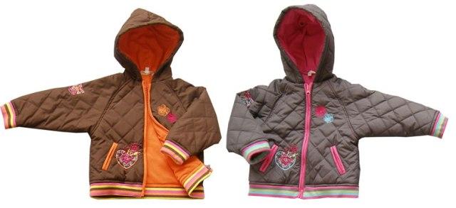 детская куртка на осень своими руками